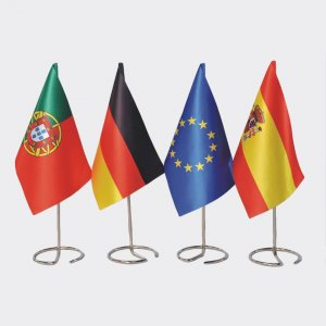 Brectus Table Flag