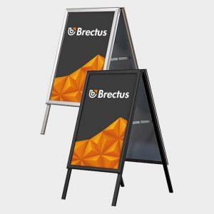 Brectus Pavement Board Aluminium
