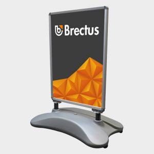 Brectus Pavement Board Wind-Sign Basic