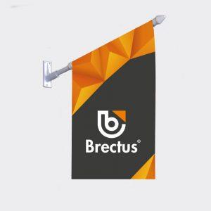 Brectus Kioskflagg