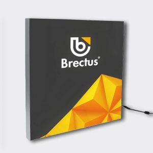 Brectus Alu LED Ramme