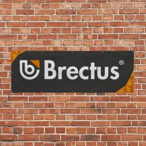 Reklamebanner på Vegg fra Brectus