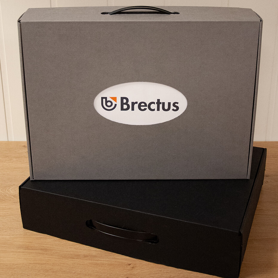 Brectus Gift boxes and briefcases