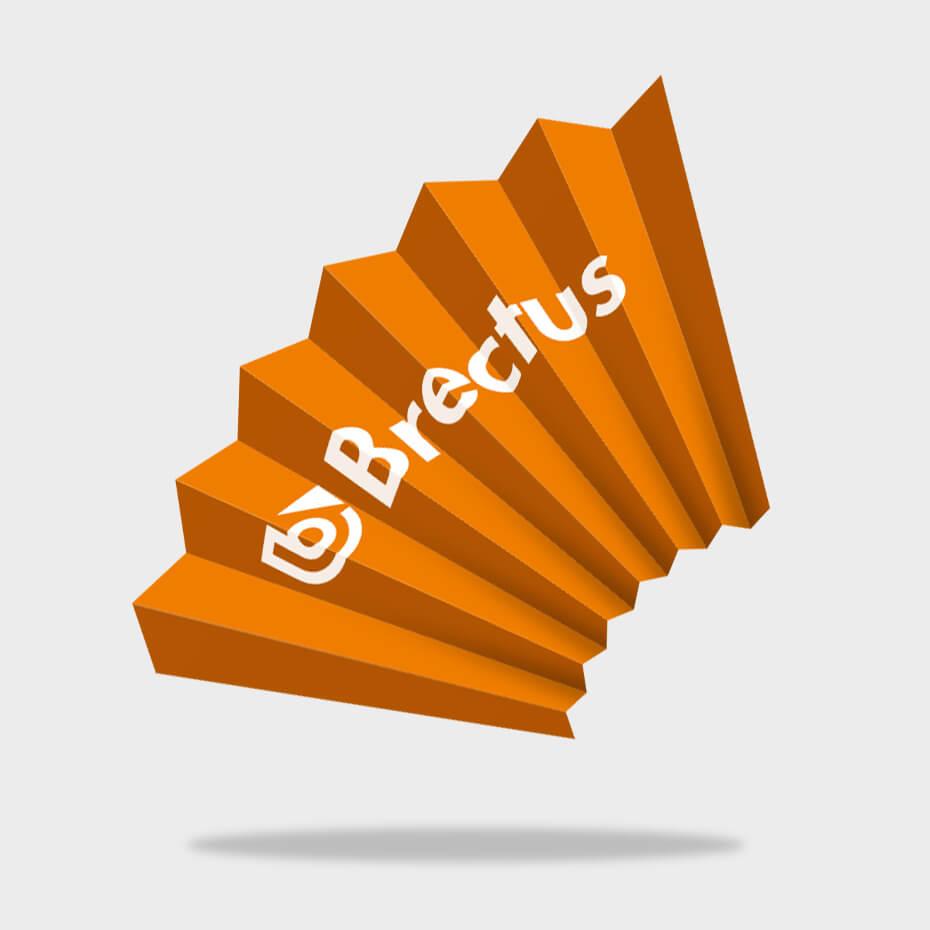 Brectus Foldable Cheering Fan