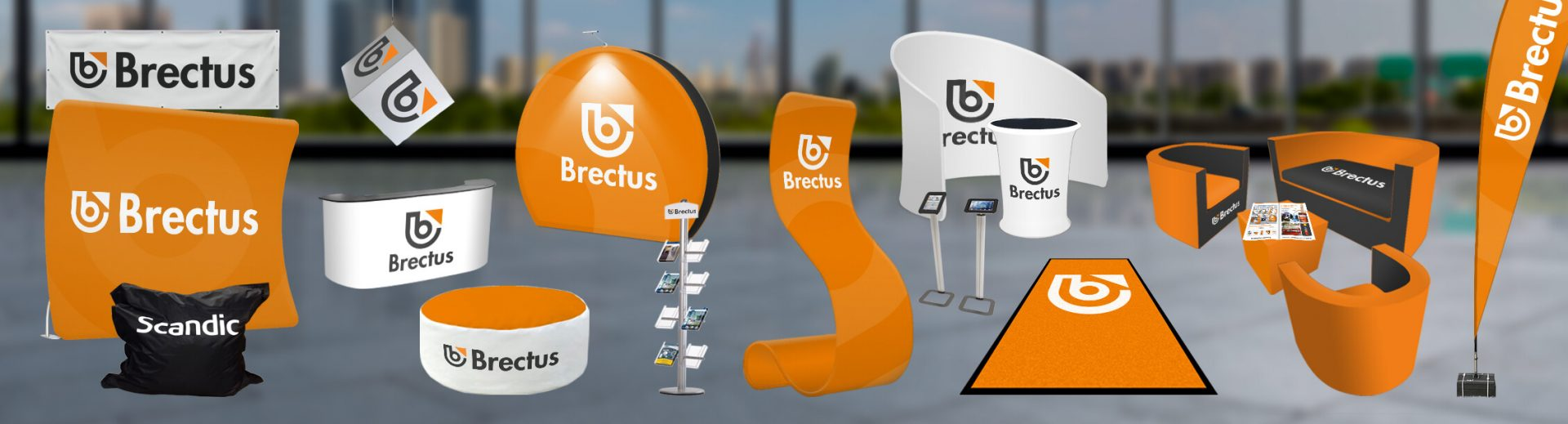 Exhibition Equipment Brectus Arena Advertising