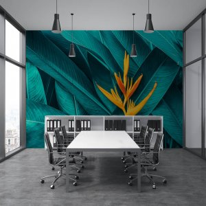 Brectus Photo wallpaper for office