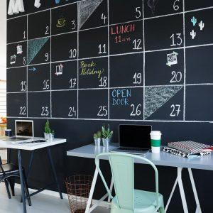 Brectus Chalkboard foil