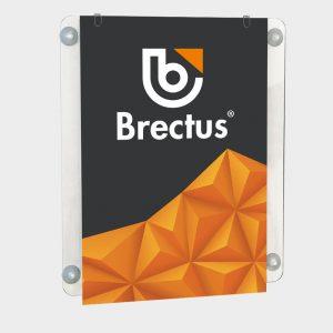 Brectus Window frame in acrylic